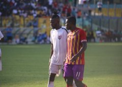 VIDEO: Highlights of Inter Allies stalemate against Hearts of Oak