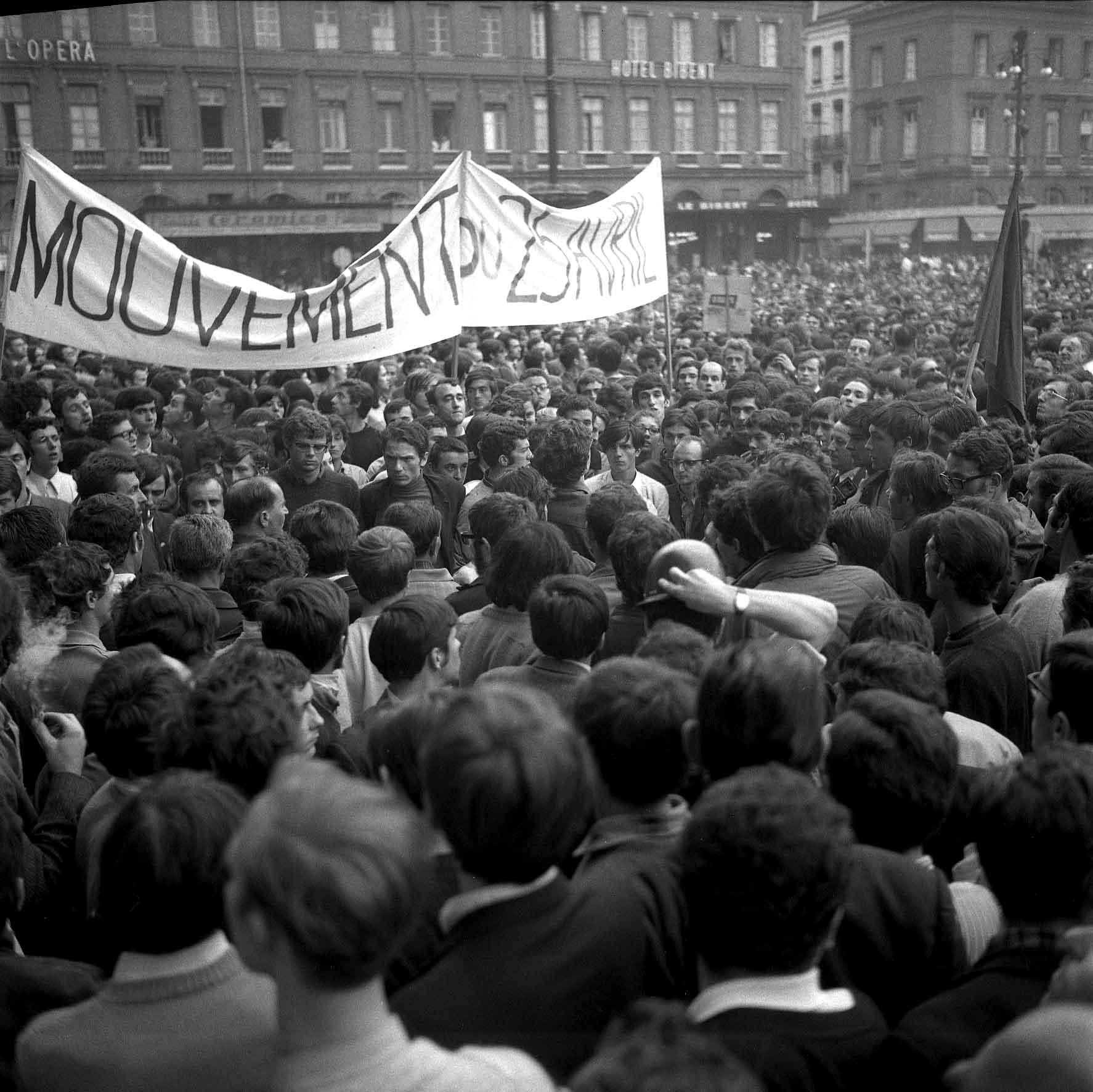 French Footballers and the May 1968 protests | Football Makes History
