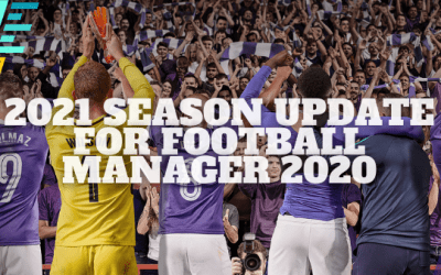 2021 Season Update for Football Manager 2020