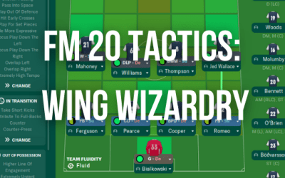Wielding Wing Wizardy – A Wing Play Tactic