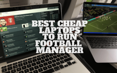 Best Cheap Laptops To Play Football Manager