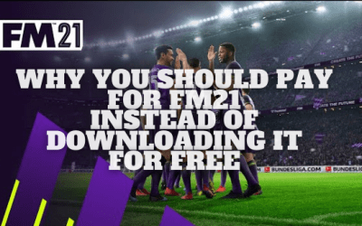 Why Buy Football Manager 21 Instead of Downloading it Free?