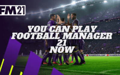 How To Play Football Manager 21 Now: FM Beta Released