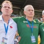Former Matildas assistant throws support behind Stajcic