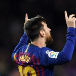 Lionel Messi reaches new heights with 400th league goal