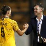 Milicic's Matildas Start With A Win