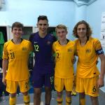 Joeys prepare for World Cup