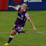 Glory forward Rachel Hill focused for W-League decider