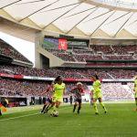 Attendance Record Smashed At The Wanda Metropolitano