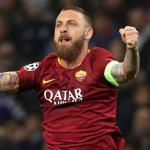 Daniele De Rossi To Leave Roma After 19 Years