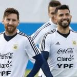 Messi, Agüero Headline Argentina's Copa America Squad