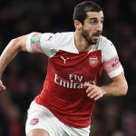 Henrikh Mkhitaryan To Miss Europa League Final