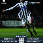 Moreland Zebras Make FFA Cup History
