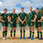 Forged in Football: Tijan McKenna on the friendships made on Junior Matildas' Pacific Tour