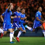 Colchester Stun Tottenham In Carabao Cup
