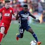 Melbourne Victory The Benchmark: Mark Rudan