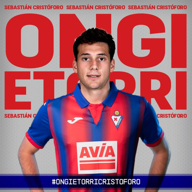 Sebastian Cristoforo back in LaLiga with SD Eibar.jpg