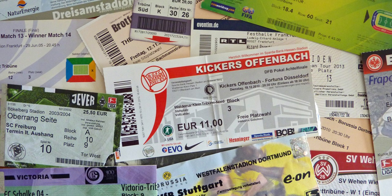 """Viagogo is a """"no-go"""" for many football fans in Germany"""