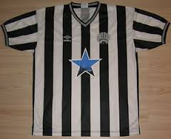 Kit of the Week No.6: Newcastle United home 1983-86
