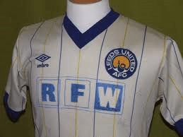 Kit of the Week No.11: Leeds United home 1981-83
