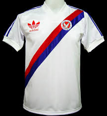Kit of the Week No.15: Crystal Palace home 1980-83