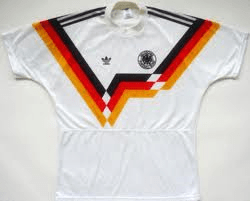 Kit of the Week No.24: West Germany home 1990