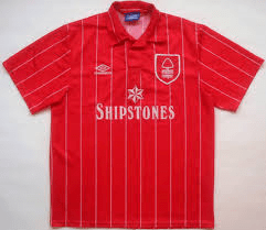 Kit of the Week No.30: Nottingham Forest home 1992-94