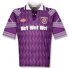 Kit of the Week No.36: Clydebank away 1993-95