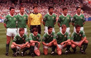 The Republic of Ireland 1988