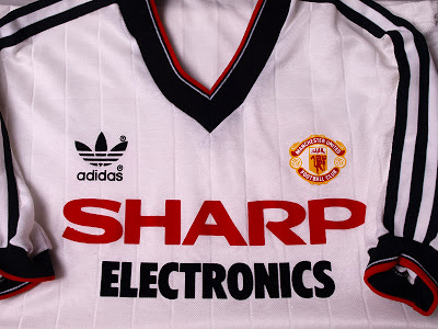 Kit of the Week No.45: Manchester United away 1982-84