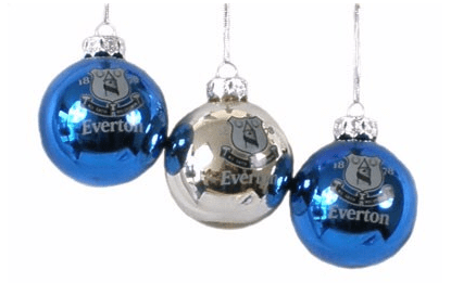 Got those festive Blues