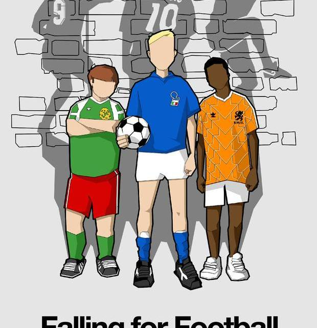 Book review: Falling for Football by Adam Bushby and Rob McDonald
