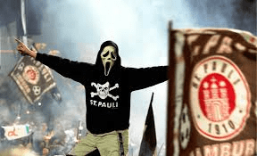 Wir sind zweitklassig – the ethos of St. Pauli