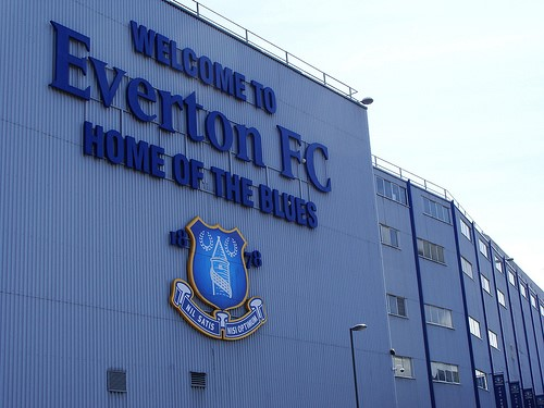 Everton's problems move to the front