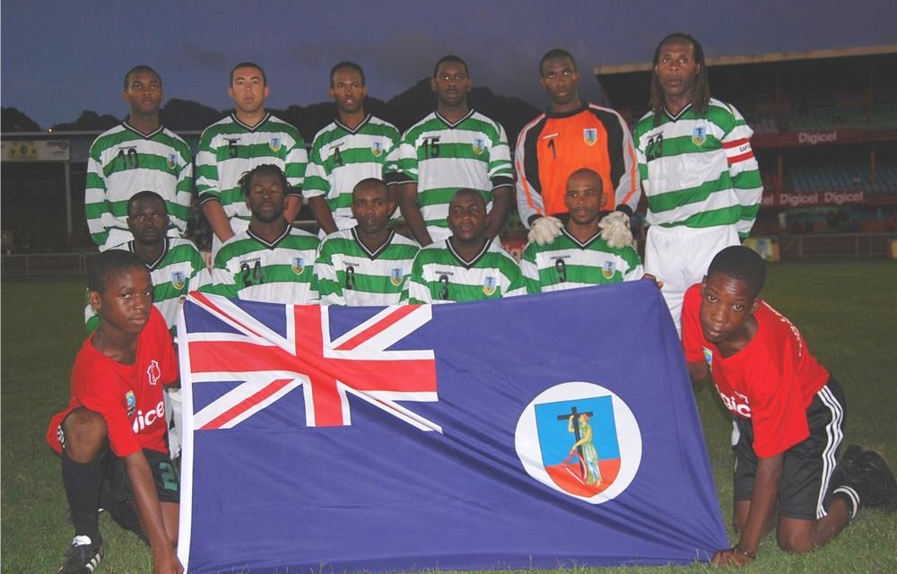 Life beyond a tragedy: Montserratian football