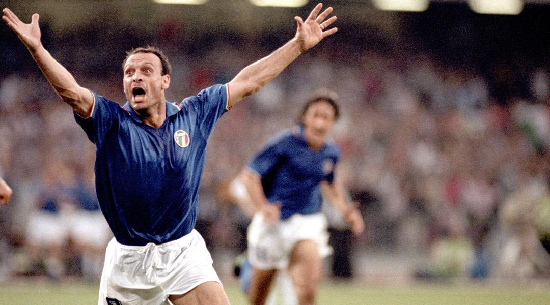 Pride, passion and tears: Italy's 1990 World Cup Campaign