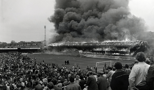 The Bradford City fire remembered, 30 years on