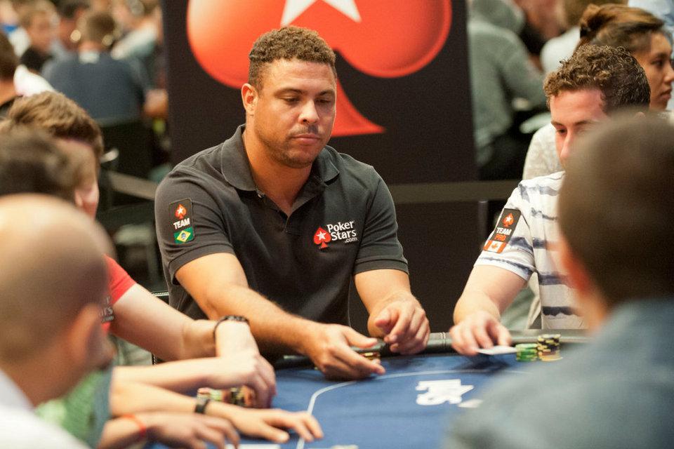 The footballer's love affair with poker