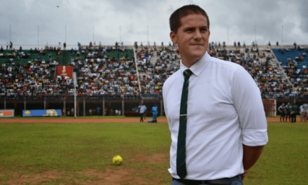 An interview with… Rwandan head coach Johnny McKinstry