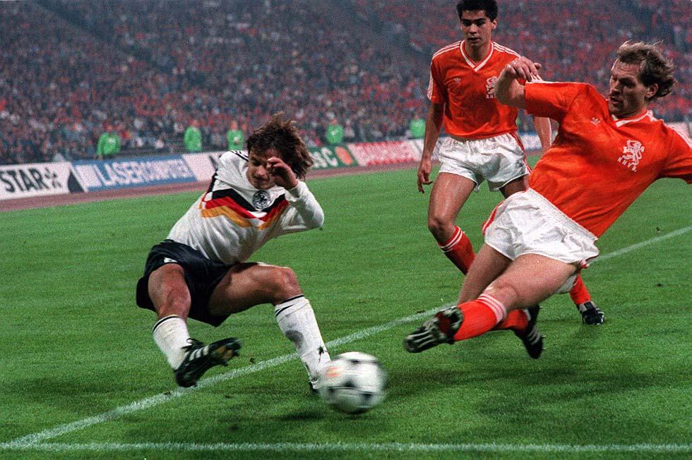 SOCCER/GERMANY VS NETHERLANDS