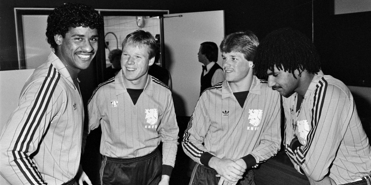 Holland 1974-88: Divinity, wilderness and redemption