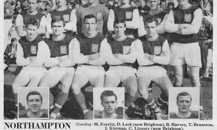 What a load of Cobblers: Northampton Town's Class of '66