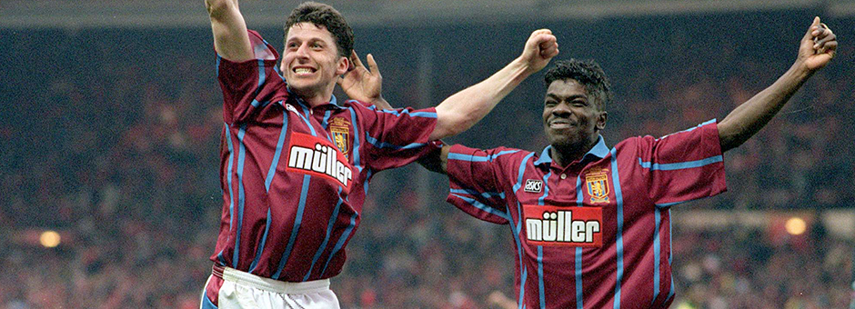Book review: Aston Villa Greatest Games by James Driver-Fisher