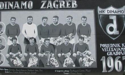 Unlikely European Heroes, Part 6 – Dinamo Zagreb