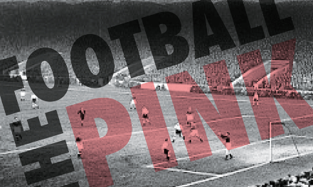 Print subscriptions to The Football Pink now available