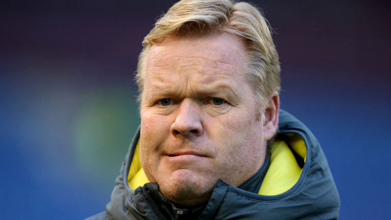 Ronald Koeman looking for Southampton to bounce back from their slump