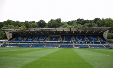 Making a Stand, part 2: Frank Adams, Wycombe Wanderers