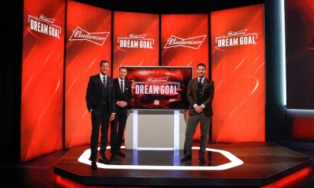 BUDWEISER DREAM GOAL 2016 IS BACK – WITH JAMIE CARRAGHER