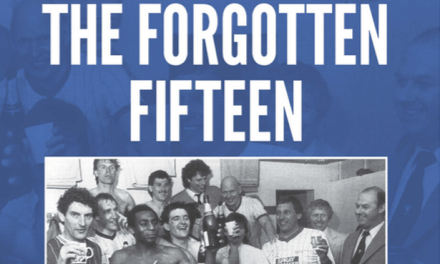 Book review – The Forgotten Fifteen: How Bury Triumphed in British Football's Worst Year by James Bentley