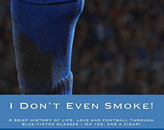 Book review: I Don't Even Smoke by All Blue Daze
